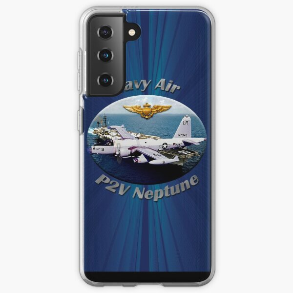 P2V Neptune Navy Air Samsung Galaxy Soft Case