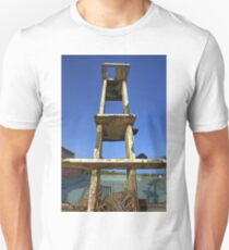 Olympic Swimming Pool, empty and broken down, with tower. Seen in Ghana, West Africa T-Shirt