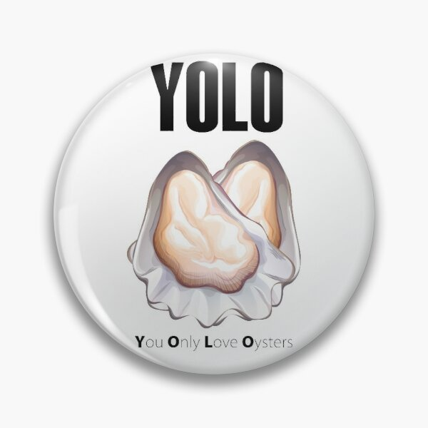 Oysters Pin