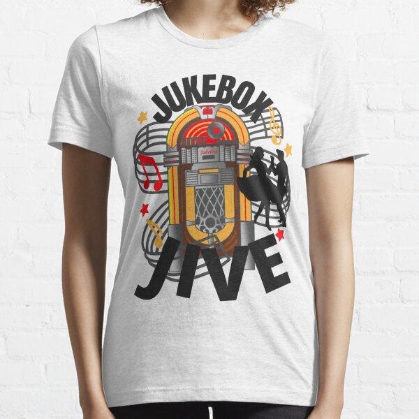 Jukebox Jive Essential T-Shirt