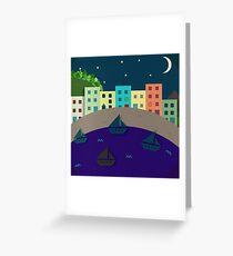 Tenby  Greeting Card