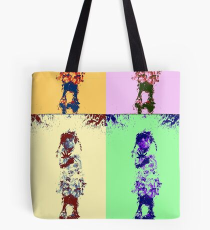 Poppet Tote Bag