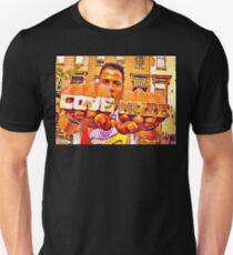 RADIO RAH: LOVE VS HATE Unisex T-Shirt