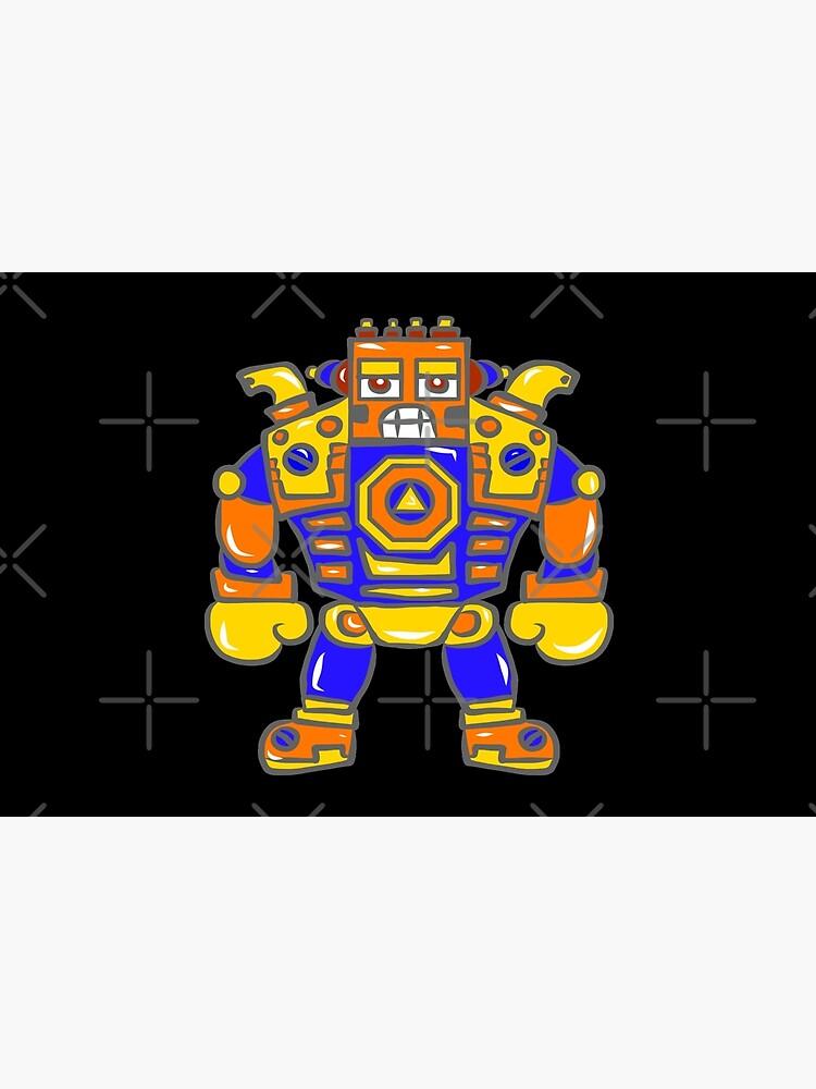 Huge Robot by TeeLove-Co