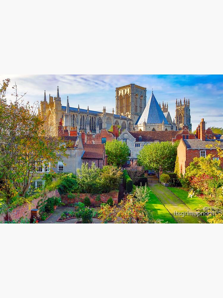 York Minster, York, UK by Itsgrimupnorth