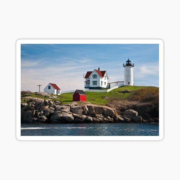 Nubble Light Sticker