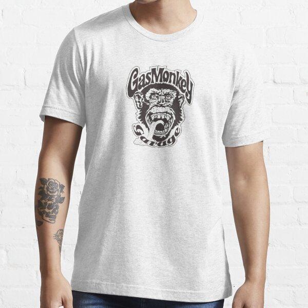 Nouveau logo Gas Monkey Garage T-shirt essentiel