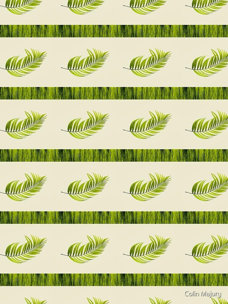 Palm Leaf Design by cmphotographs