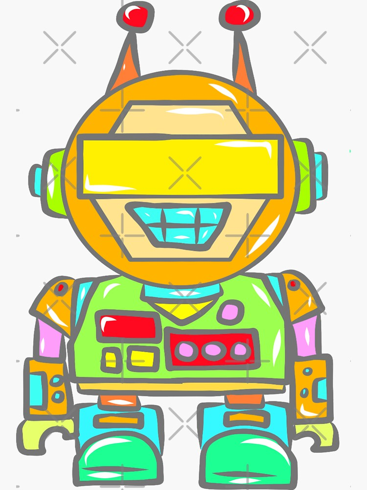 Little Robot by TeeLove-Co