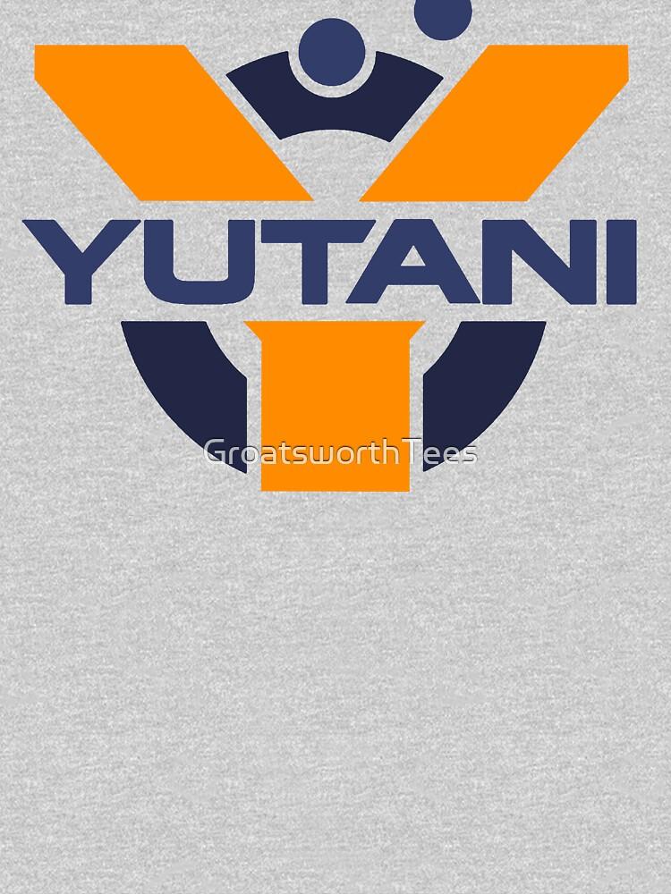 Yutani Corporation (pre Weyland takeover) by GroatsworthTees