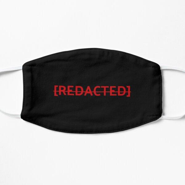 [REDACTED] Flat Mask