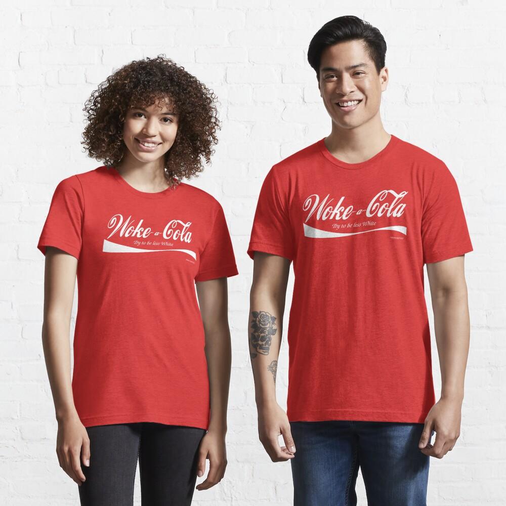 Woke-a-Cola Essential T-Shirt