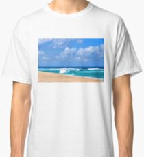 North Shore Turquoise - Impressions of Hawaii  Classic T-Shirt