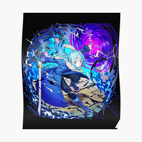 Rimuru Tempest - Gluttony Poster