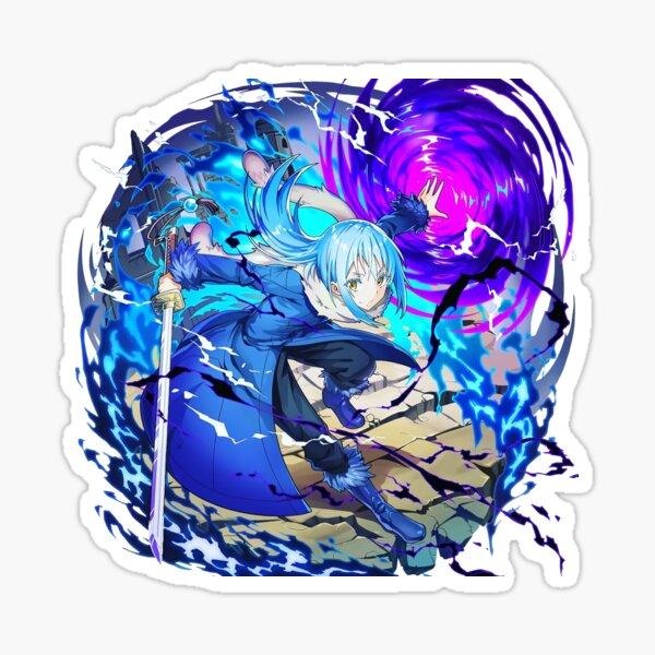 Rimuru Tempest - Gluttony Sticker