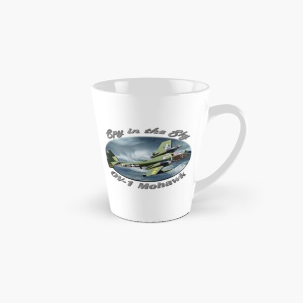 OV-1 Mohawk Spy In The Sky Tall Mug