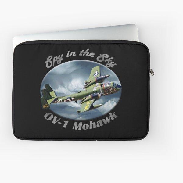 OV-1 Mohawk Spy In The Sky Laptop Sleeve