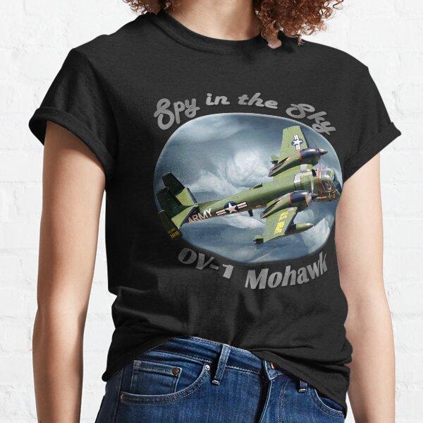 OV-1 Mohawk Spy In The Sky Classic T-Shirt