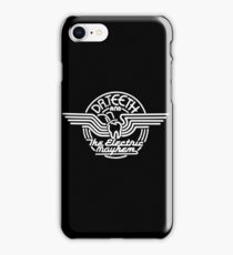 Dr.Teeth and the Electric Mayhem - Logo Design in WHITE iPhone 8 Case