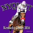 Nyquist Kentucky Derby Winner by ayemagine