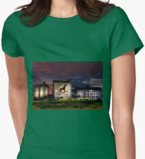 Dingo Flour - Fremantle Western Australia  Womens Fitted T-Shirt