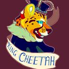 King Cheetah by vixndwnq