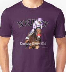 Nyquist Kentucky Derby Winner Unisex T-Shirt