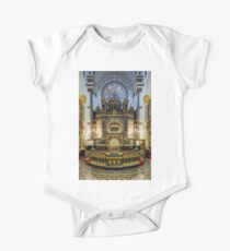 New West End Synagogue One Piece - Short Sleeve
