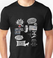 Sameen Shaw - Person of Interest - Sarah Shahi Unisex T-Shirt