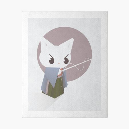 The Fisher Cat Art Board Print