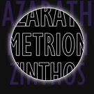 «Azarath Metrion Zinthos» de Axel Lorenzi