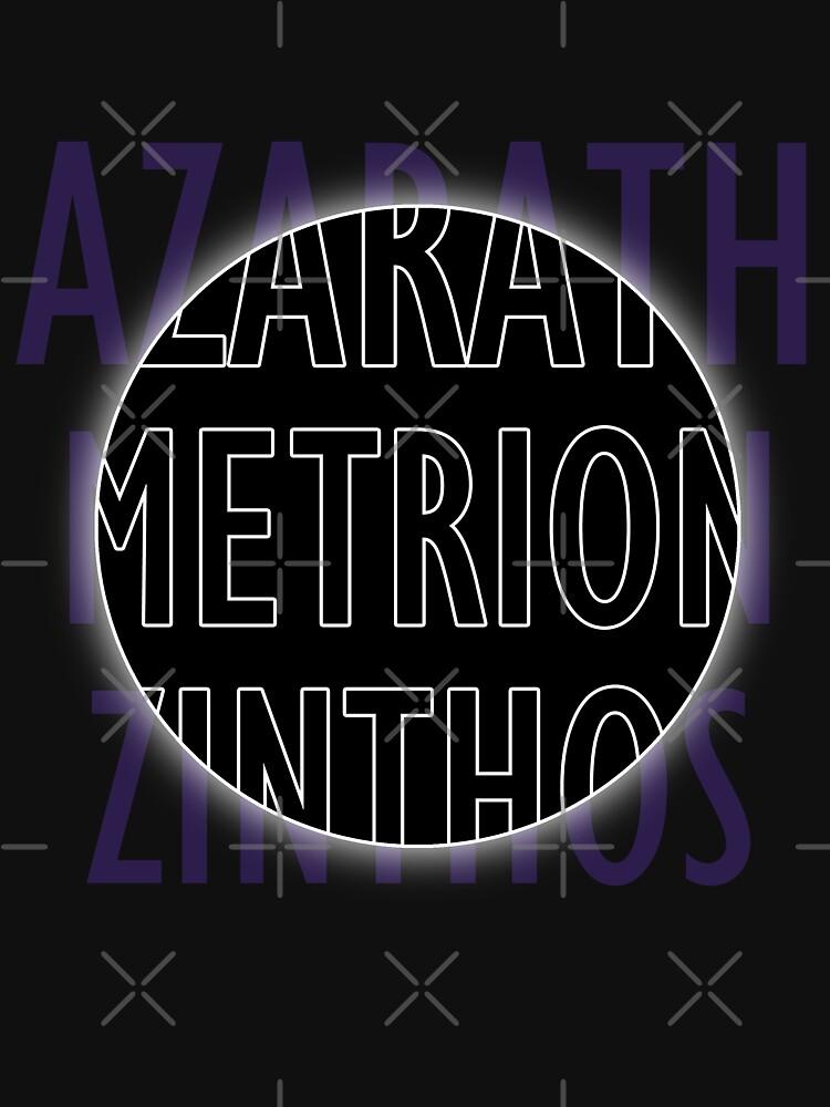 Azarath Metrion Zinthos von ArfArt