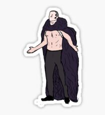 Joe Walker is... Voldemort Sticker