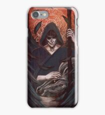 Death - Thanatos iPhone Case/Skin
