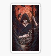 Death - Thanatos Sticker