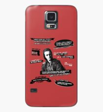 John Murphy + Quotes Case/Skin for Samsung Galaxy