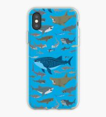 Know Your Sharks iPhone Case
