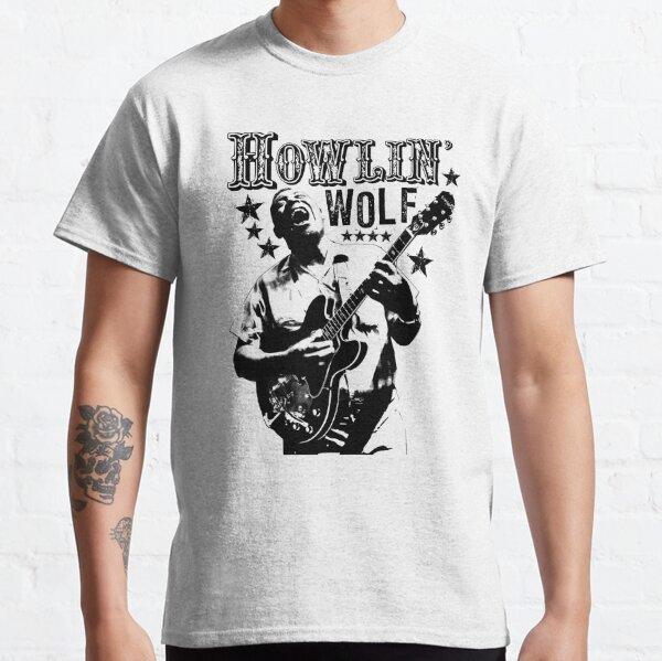 HOWLIN' WOLF BLUES SUPERCOOL T-SHIRT Classic T-Shirt