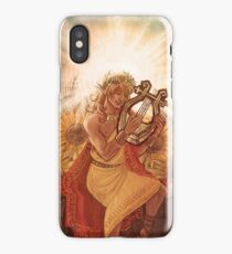 The Sun - Apollo iPhone Case/Skin