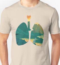 Broken Lungs Unisex T-Shirt