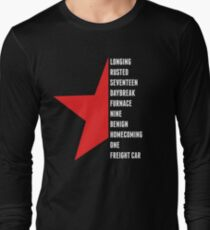 Ready to Comply? Long Sleeve T-Shirt