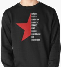 Ready to Comply? Pullover Sweatshirt