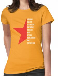 Ready to Comply? Womens Fitted T-Shirt