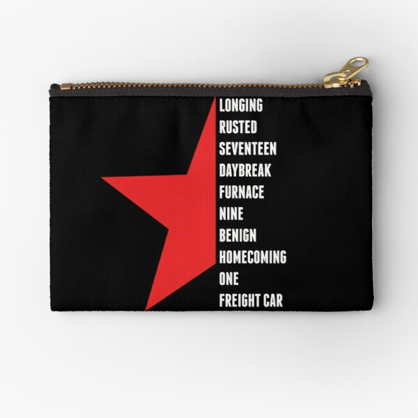 Ready to Comply? Zipper Pouch