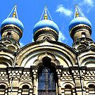 Russian Orthodox Church Dresden by ©The Creative  Minds
