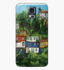 Hundertwasserhaus Case/Skin for Samsung Galaxy