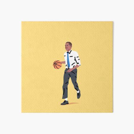 Balling Barack Art Board Print