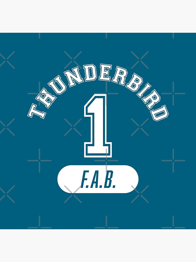 Thunderbird 1 with FAB. by MultistorieDog