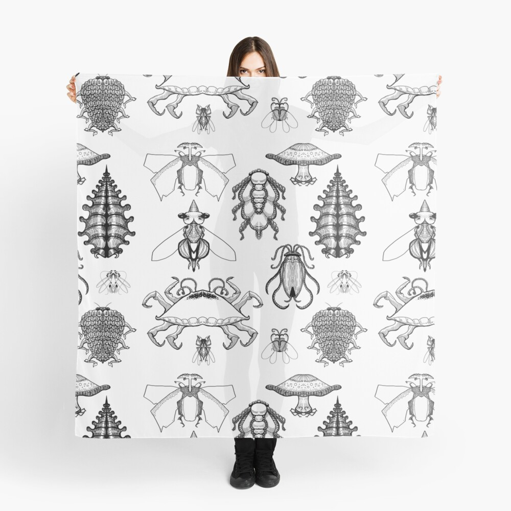 Bugs Scarf