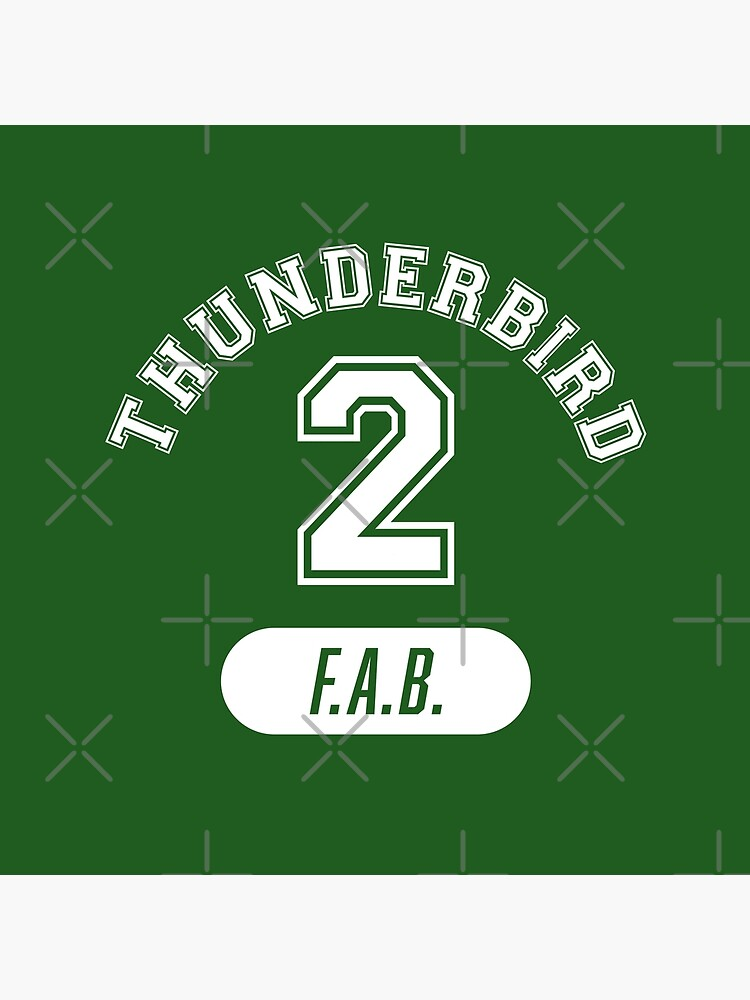 Thunderbird 2 with FAB. by MultistorieDog